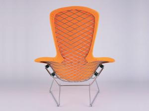 Knoll Bertoia Bird High Back Armchair