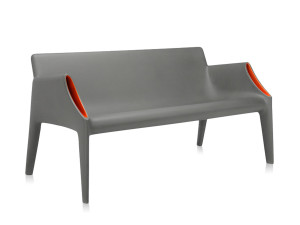 Kartell Magic Hole Sofa Grey