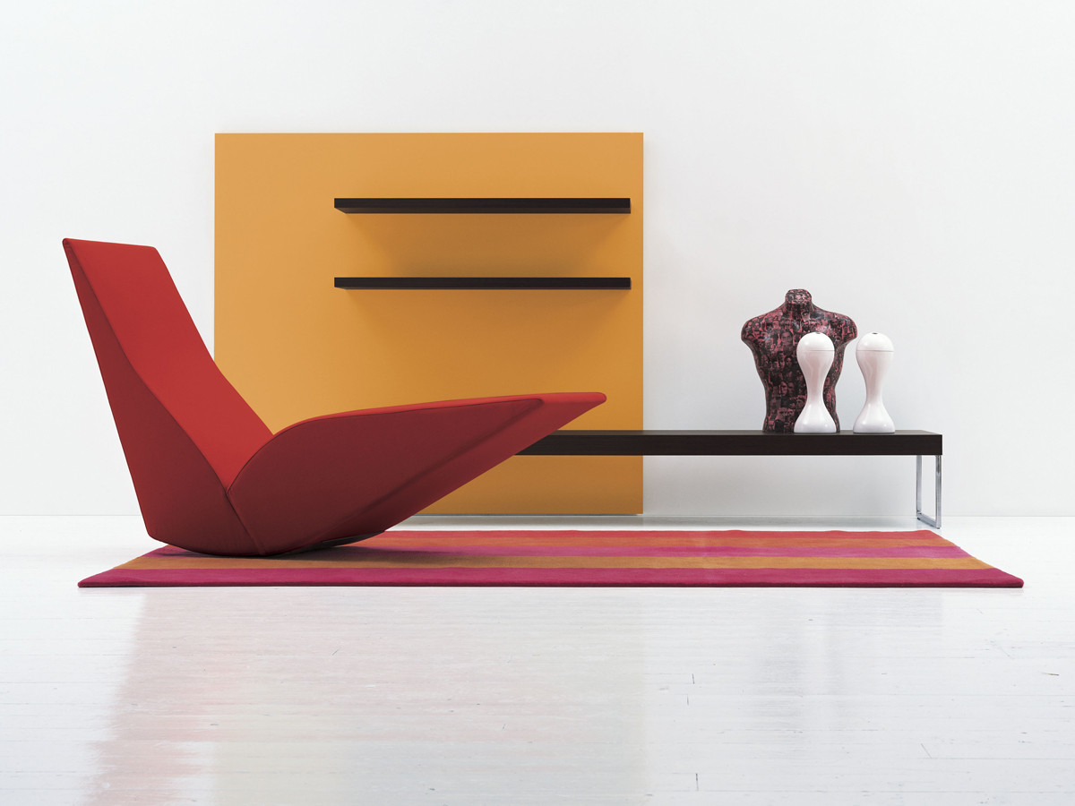 Buy the cappellini bird rocking chaise longue at for Buy chaise longue uk