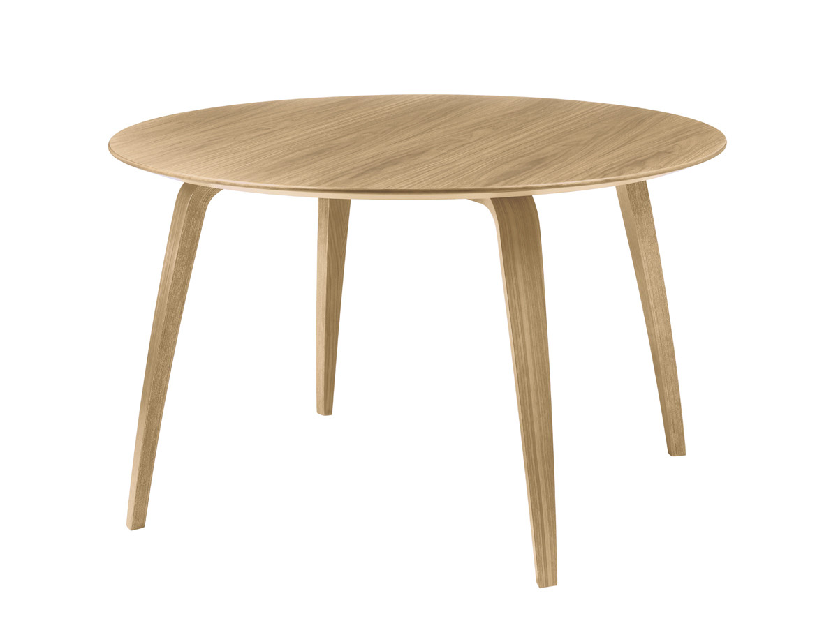 gubi dining table round . buy the gubi dining table round at nestcouk