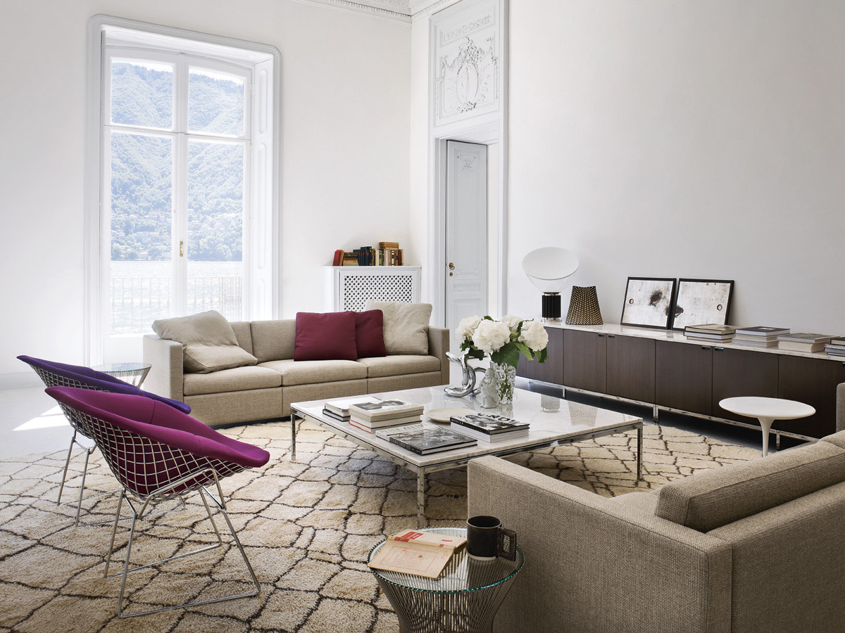Buy The Knoll Florence Knoll Low Tables At Nest Co Uk
