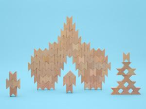 Hay Twins Building Blocks