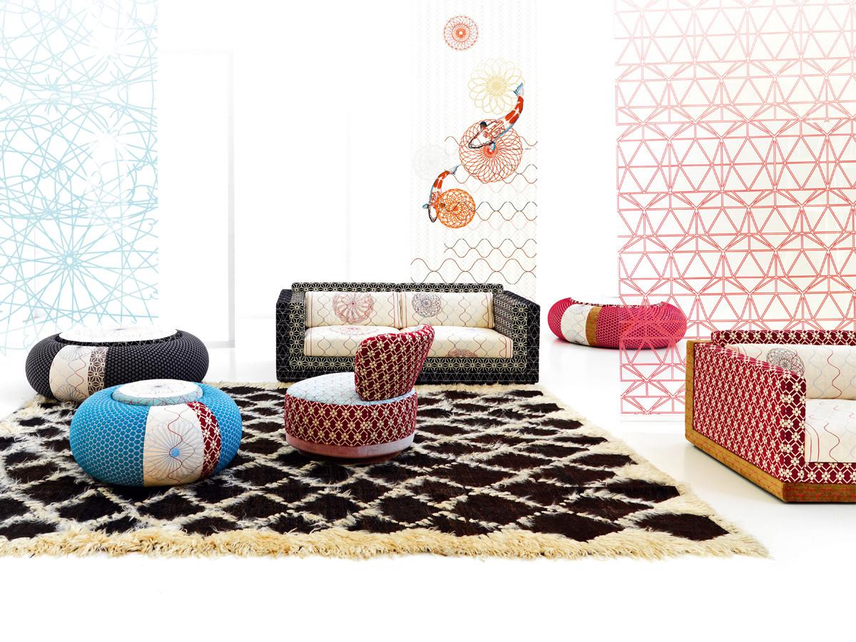 Buy The Moroso Sushi Karmakoma Armchair At Nest Co Uk