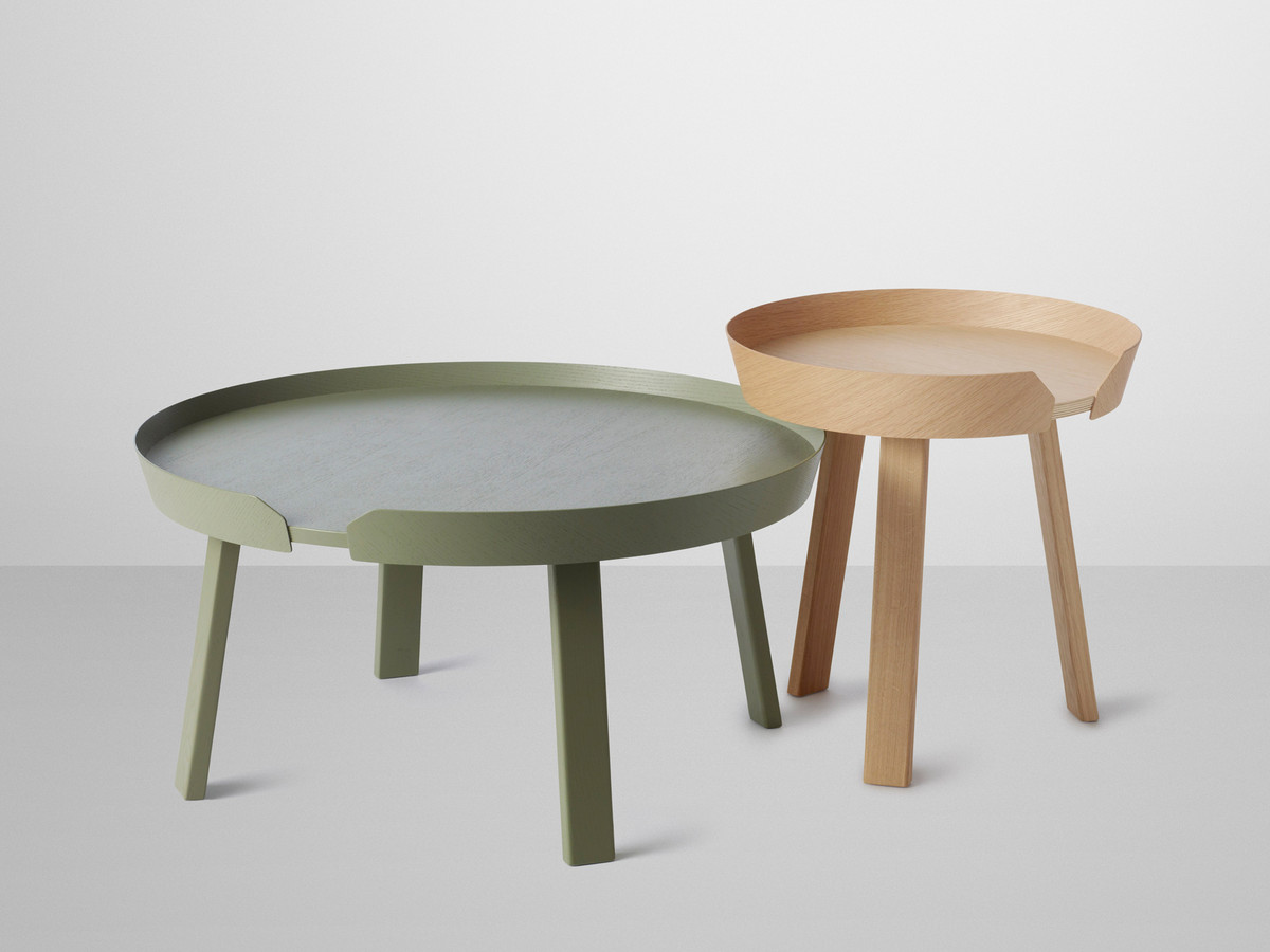 Buy The Muuto Around Coffee Table At Nestcouk