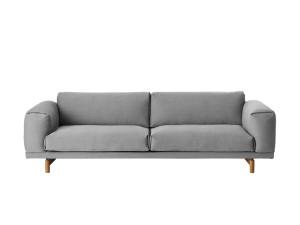 Muuto Rest Three Seater Sofa