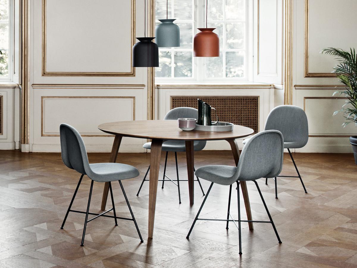 Buy The Gubi 13f Chair Fully Upholstered At Nest Co Uk