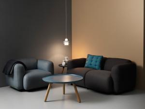 Normann Copenhagen Swell Two Seater Sofa