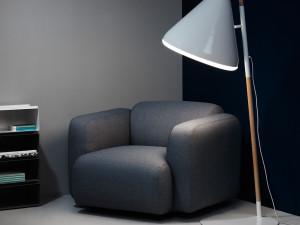 Normann Copenhagen Swell Armchair