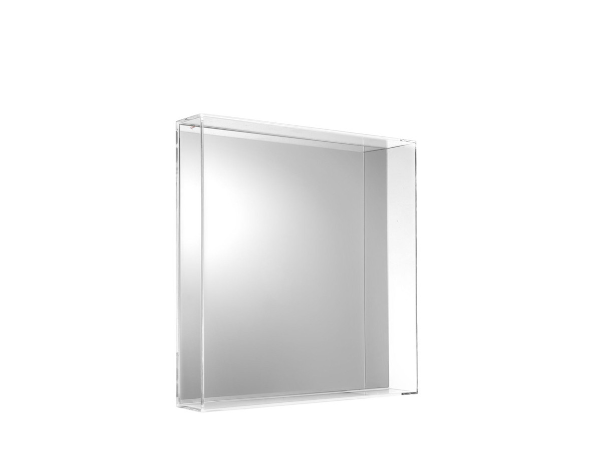 Buy the kartell only me mirror crystal at for Miroir 160 x 50