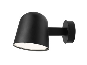 Zero Convex Outdoor Wall Light