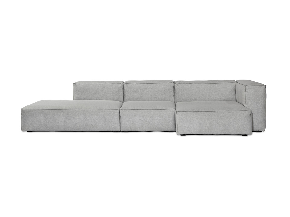 buy the hay mags soft three seater modular sofa. Black Bedroom Furniture Sets. Home Design Ideas
