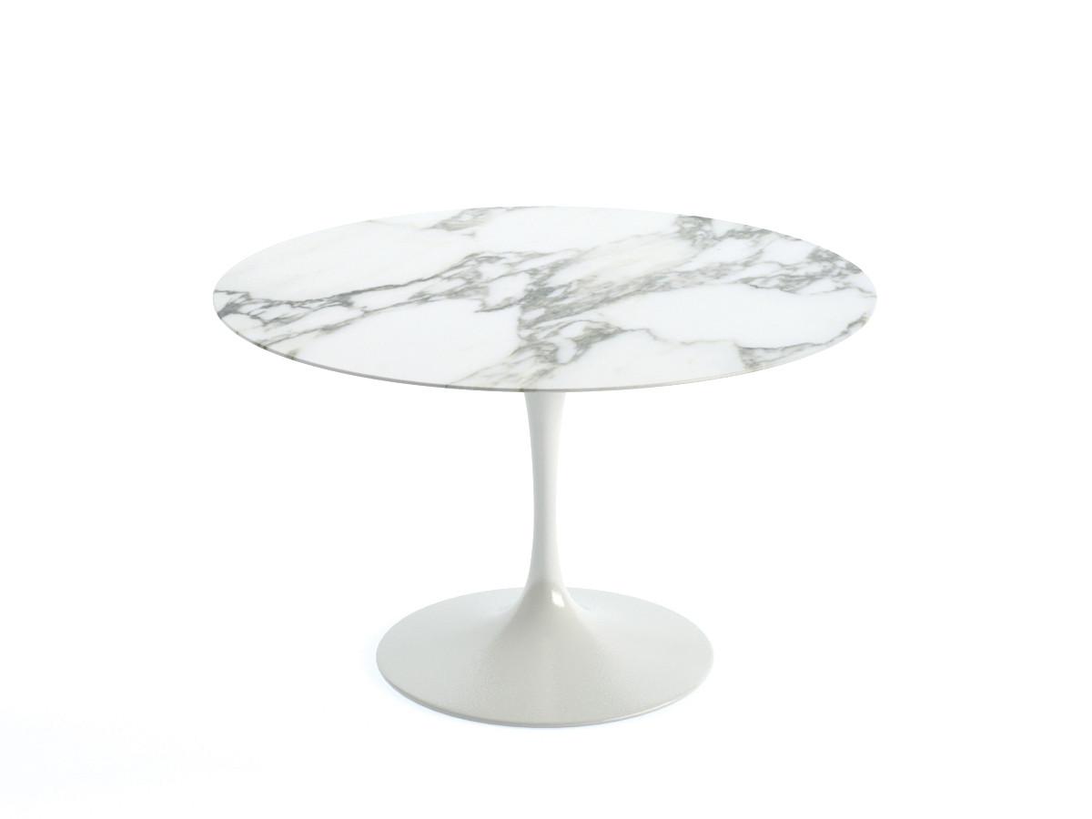 buy the knoll saarinen tulip dining table  cm diameter at nest  -  knoll saarinen tulip dining table  cm diameter