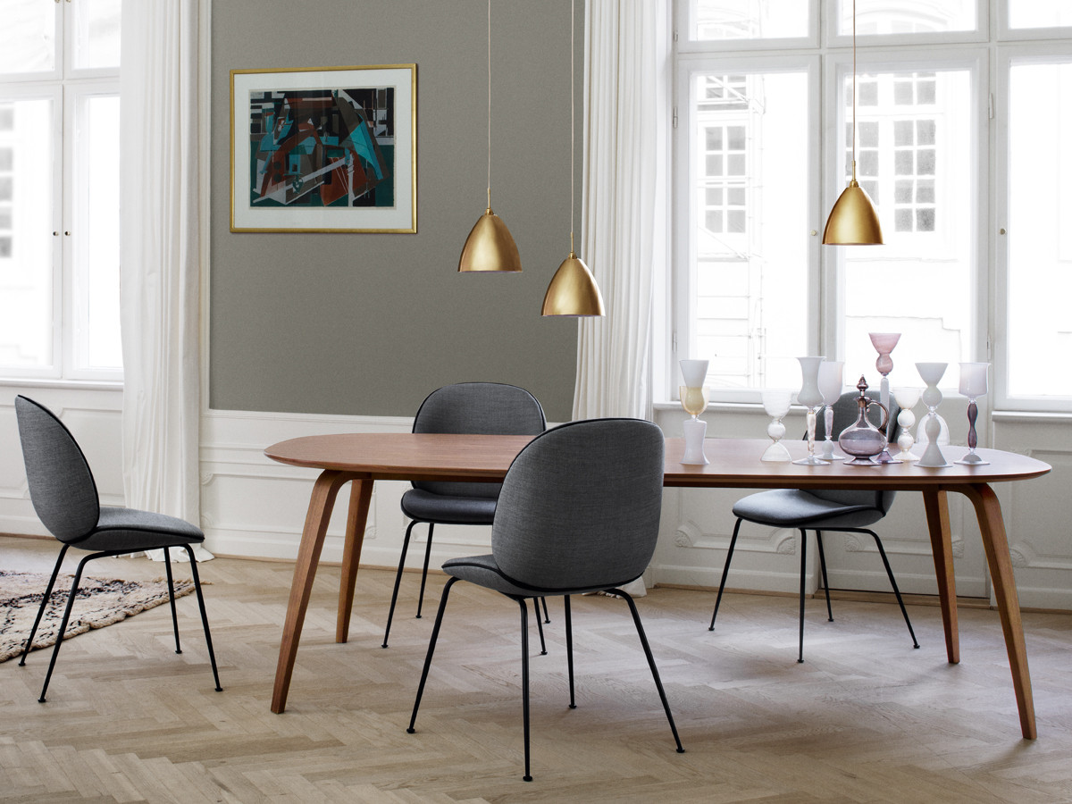 Buy The Gubi Beetle Chair In Remix Fabric At Nestcouk