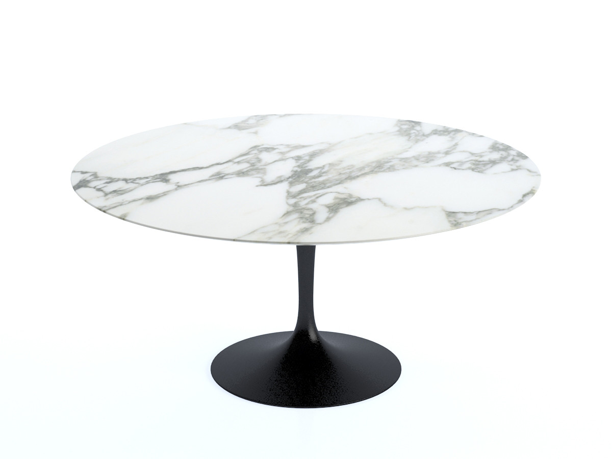 Buy The Knoll Saarinen Tulip Dining Table Cm Diameter At Nestcouk - Saarinen tulip table base only
