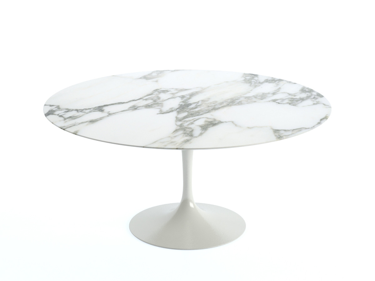 Buy The Knoll Saarinen Tulip Dining Table Cm Diameter At Nestcouk - Tulip table sizes