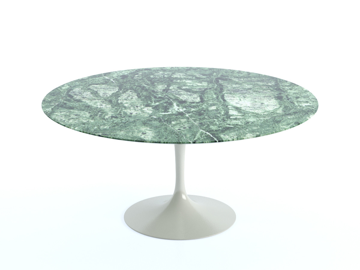 Buy The Knoll Saarinen Tulip Dining Table 152cm Diameter