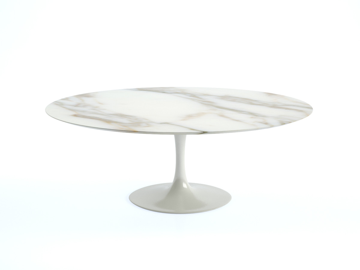 buy the knoll saarinen tulip dining table oval at. Black Bedroom Furniture Sets. Home Design Ideas