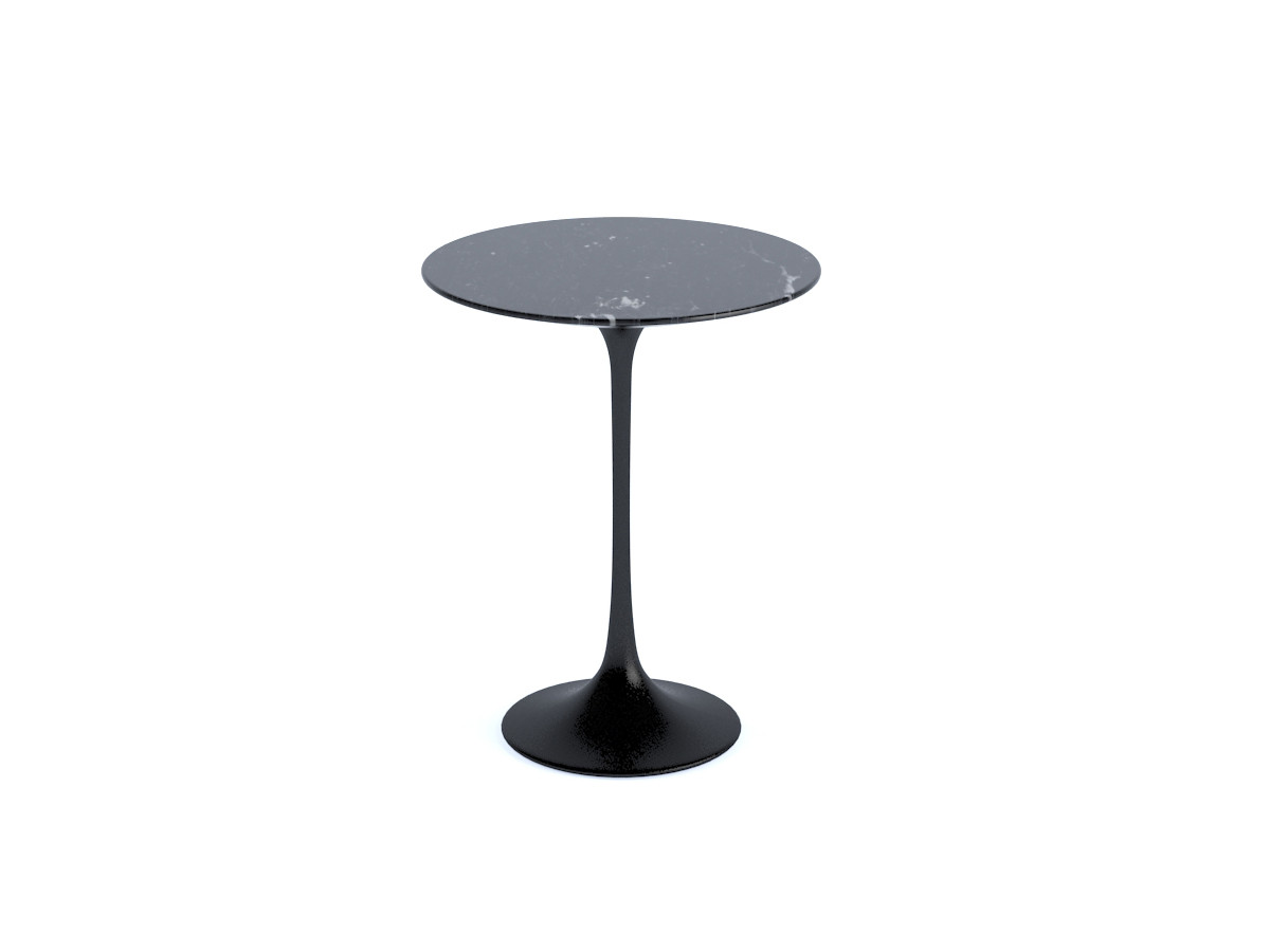 buy the knoll saarinen tulip side table round at. Black Bedroom Furniture Sets. Home Design Ideas
