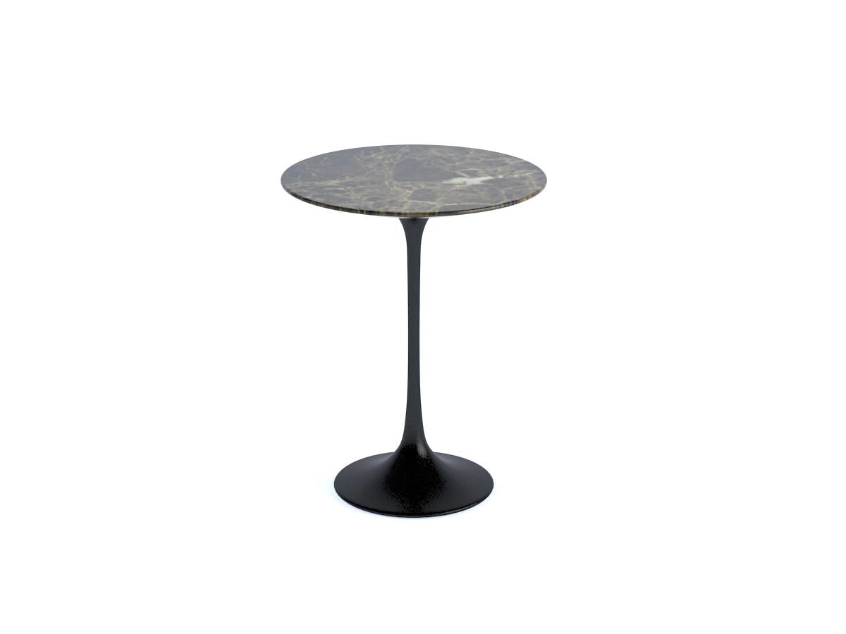 Buy The Knoll Saarinen Tulip Side Table Round At Nest Co Uk