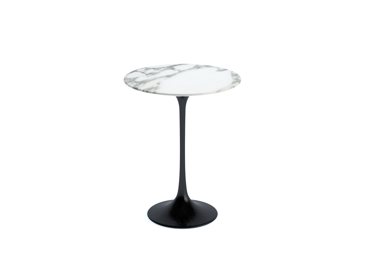 Buy The Knoll Saarinen Tulip Side Table Round At Nest Co Uk