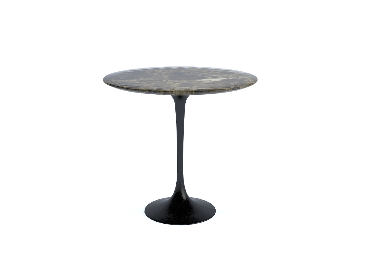 Buy the knoll studio knoll saarinen tulip side table for Side table base